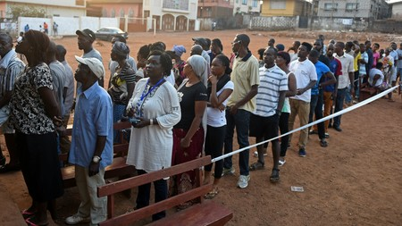 Sierra Leone Election