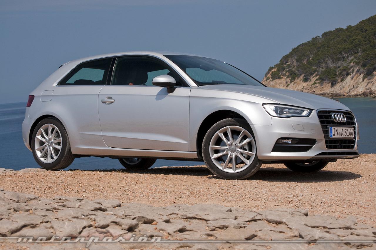 Foto de Audi A3 presentación (20/39)
