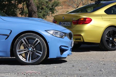 BMW M3 y M4 Coupé 2014