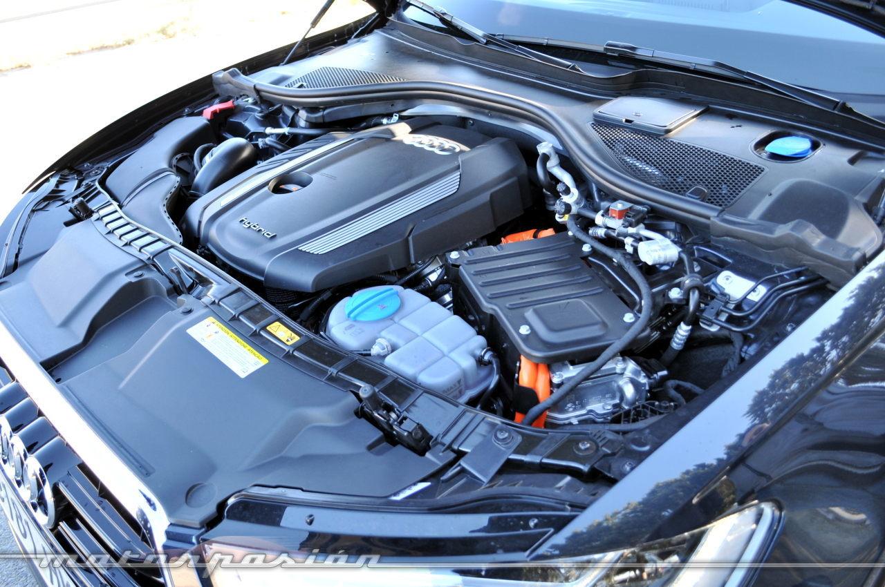 Foto de Audi A6 hybrid (prueba) (52/120)