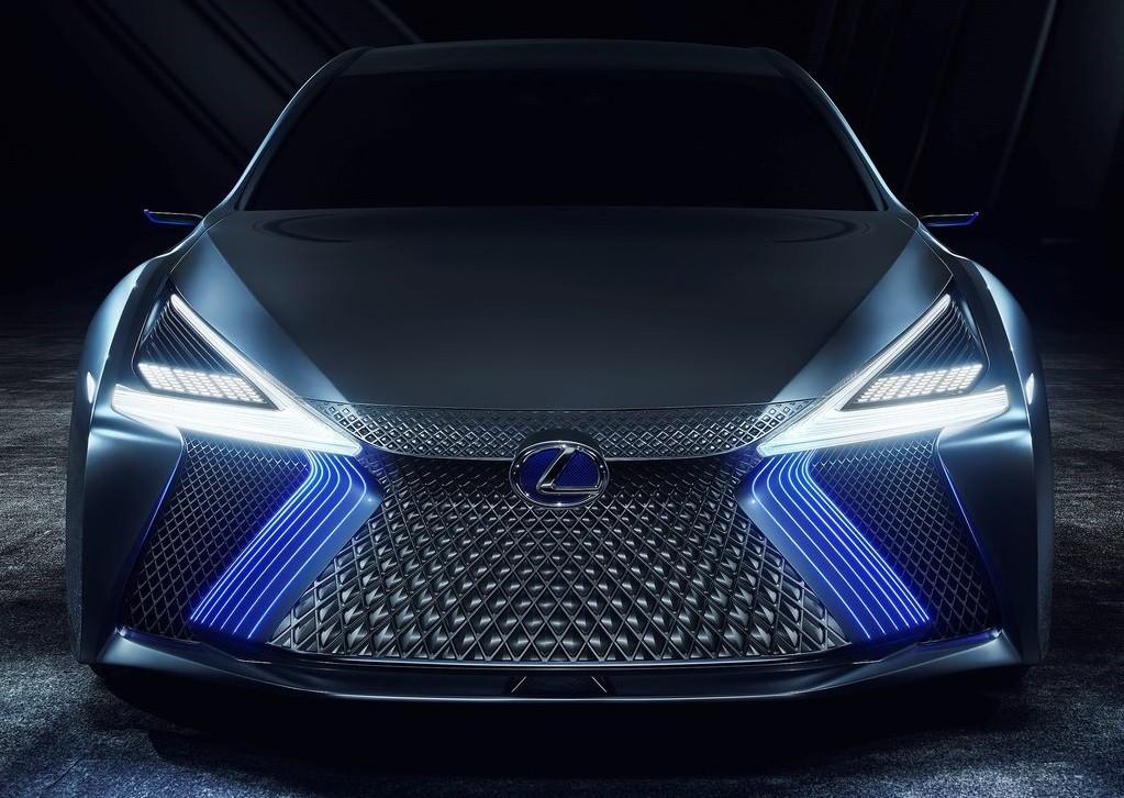 Foto de Lexus LS+ Concept, Auto Show de Tokio 2017 (10/12)