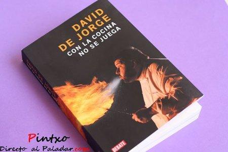 Con la cocina no se juega de David de Jorge
