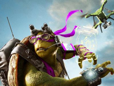 """""""Ninja Turtles: Fuera de las Sombras"""". Ideal para amantes de las aventuras, los mutantes y ¡la pizza!"""