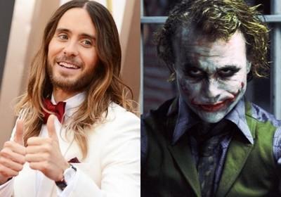 Jared Leto, nuevo Joker