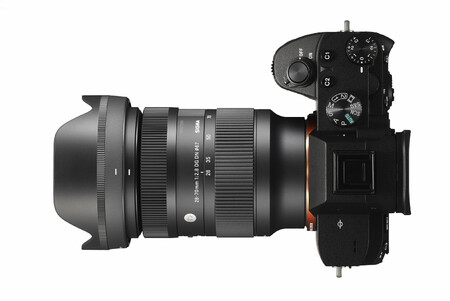 Sigma 28 70mm F2 8 Dg Dn Contemporary E