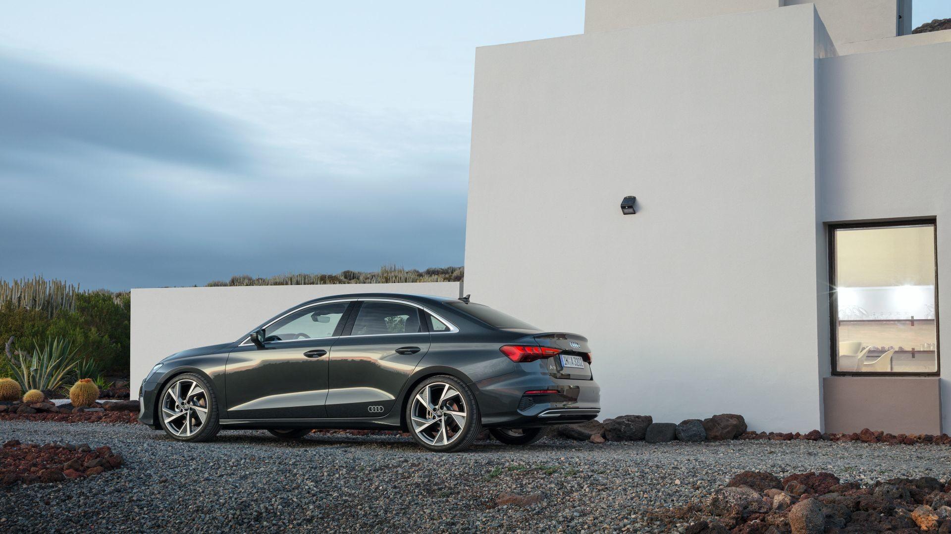 Foto de Audi A3 Sedán 2021 (12/43)