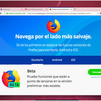 Firefox mostrará anuncios en la página de nueva pestaña a partir de la próxima versión