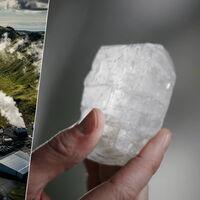 Transformar el CO2 del aire en piedras: así quiere una empresa solucionar el cambio climático