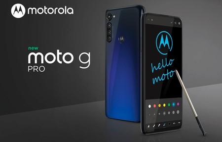 Motorola Moto G Pro, un rival de la gama media que usa el stylus incluido como principal arma
