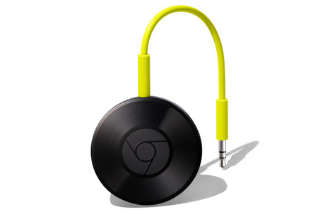 Google confirma que deja de fabricar Chromecast Audio