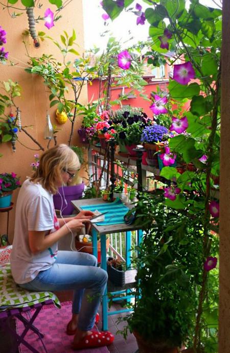 Balcon Plantas 3