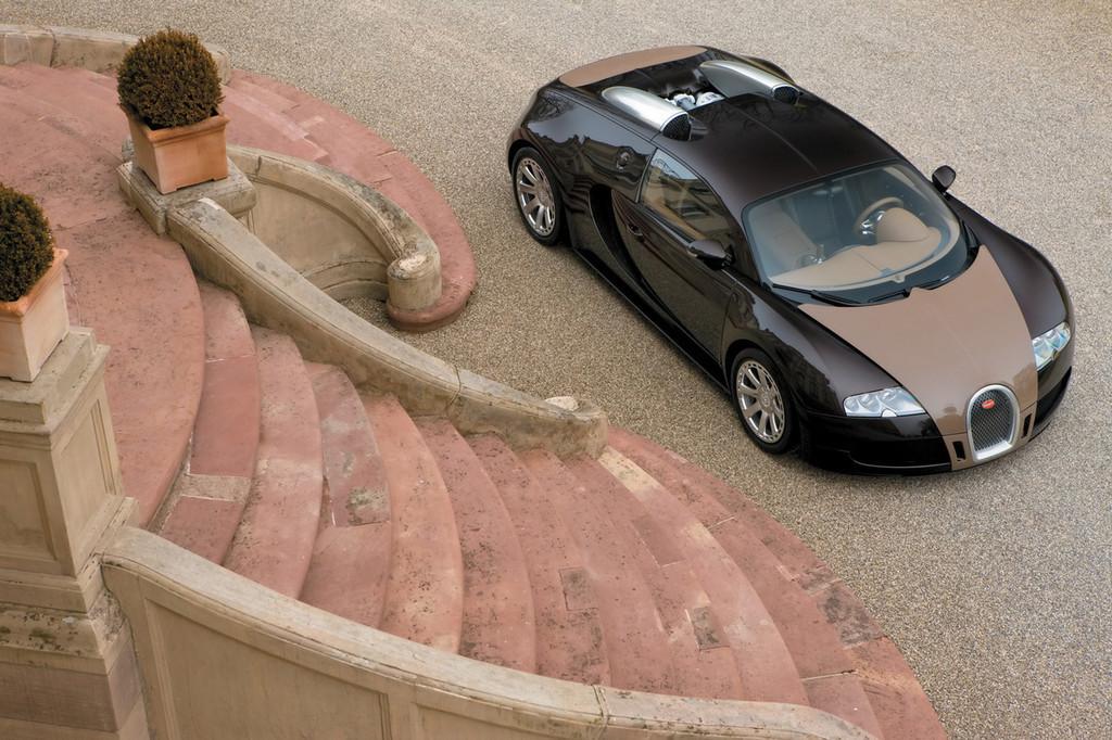 Foto de Bugatti Veyron Fbg par Hermès (1/22)