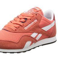 Podemos hacernos con unas zapatillas Reebok CL Nylon Slim HV desde 28,03 euros en Amazon