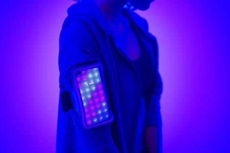Alcatel A5 LED: el llamativo smartphone con carcasa LED interactiva y personalizable ya a la venta