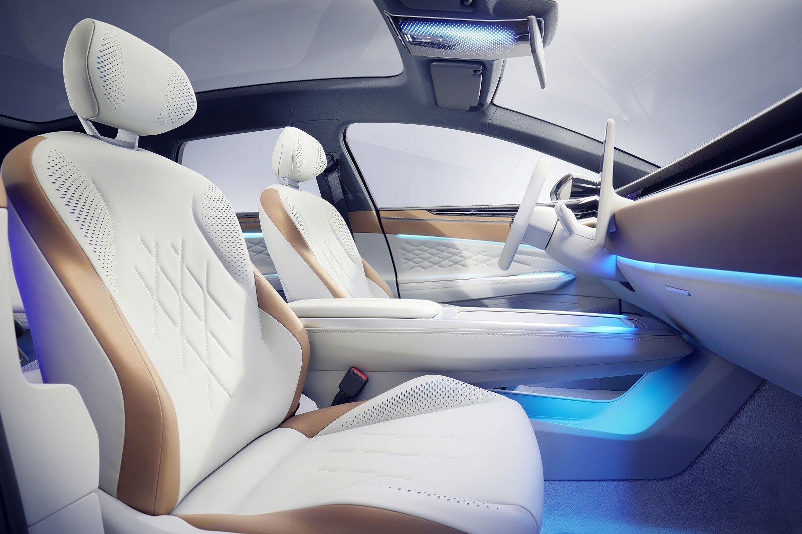 Foto de Volkswagen ID. Space Vizzion Concept (31/32)