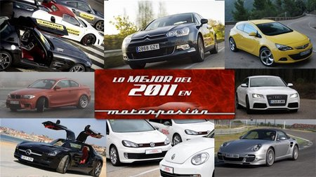 Mejor prueba: lo mejor de 2011 en Motorpasión