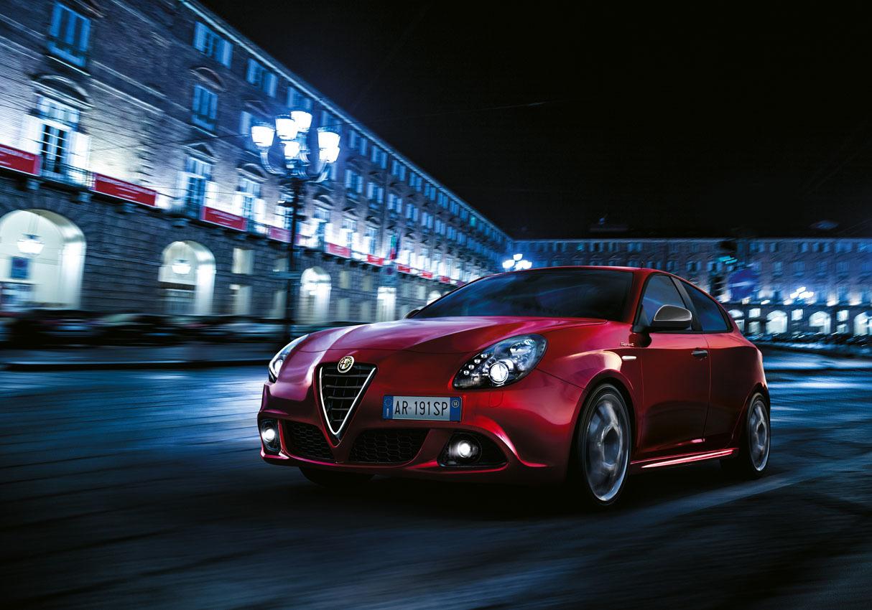 Foto de Alfa Romeo Giulietta Sprint (1/10)