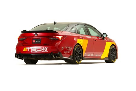 Toyota Avalon Trd Pro Concept 2