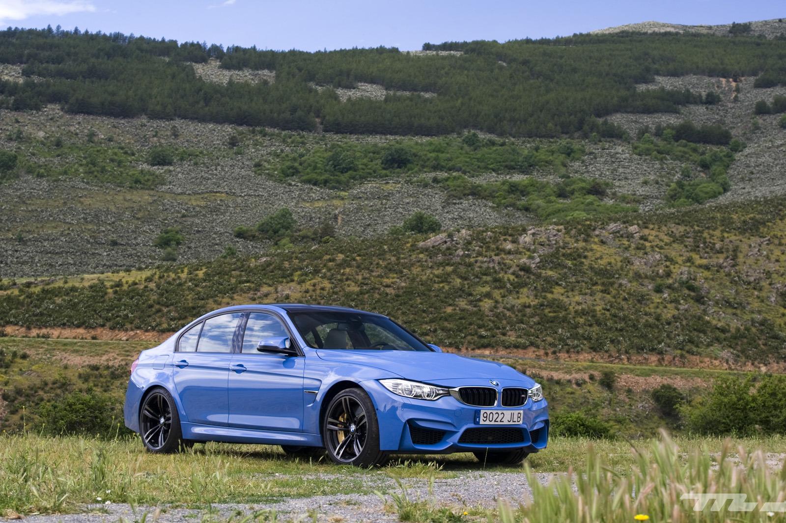 Foto de BMW M3, prueba (5/37)