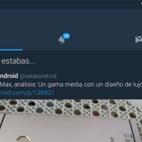 Twitter confirma la llegada del 'modo noche' a su aplicación para Android