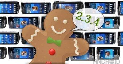 Gingerbread 2.3.4 llegará en octubre a la gama Sony Ericsson Xperia 2011