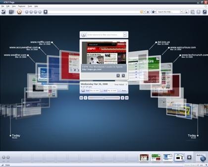 Pogo, navegador 3D