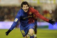 ¿Messi monta una banda de versiones de Oasis?