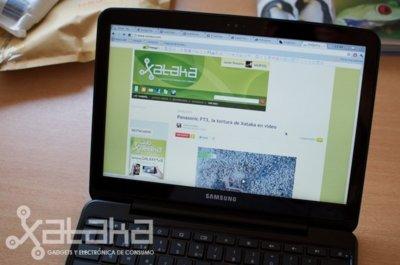 Chromebook de Samsung, regreso al futuro