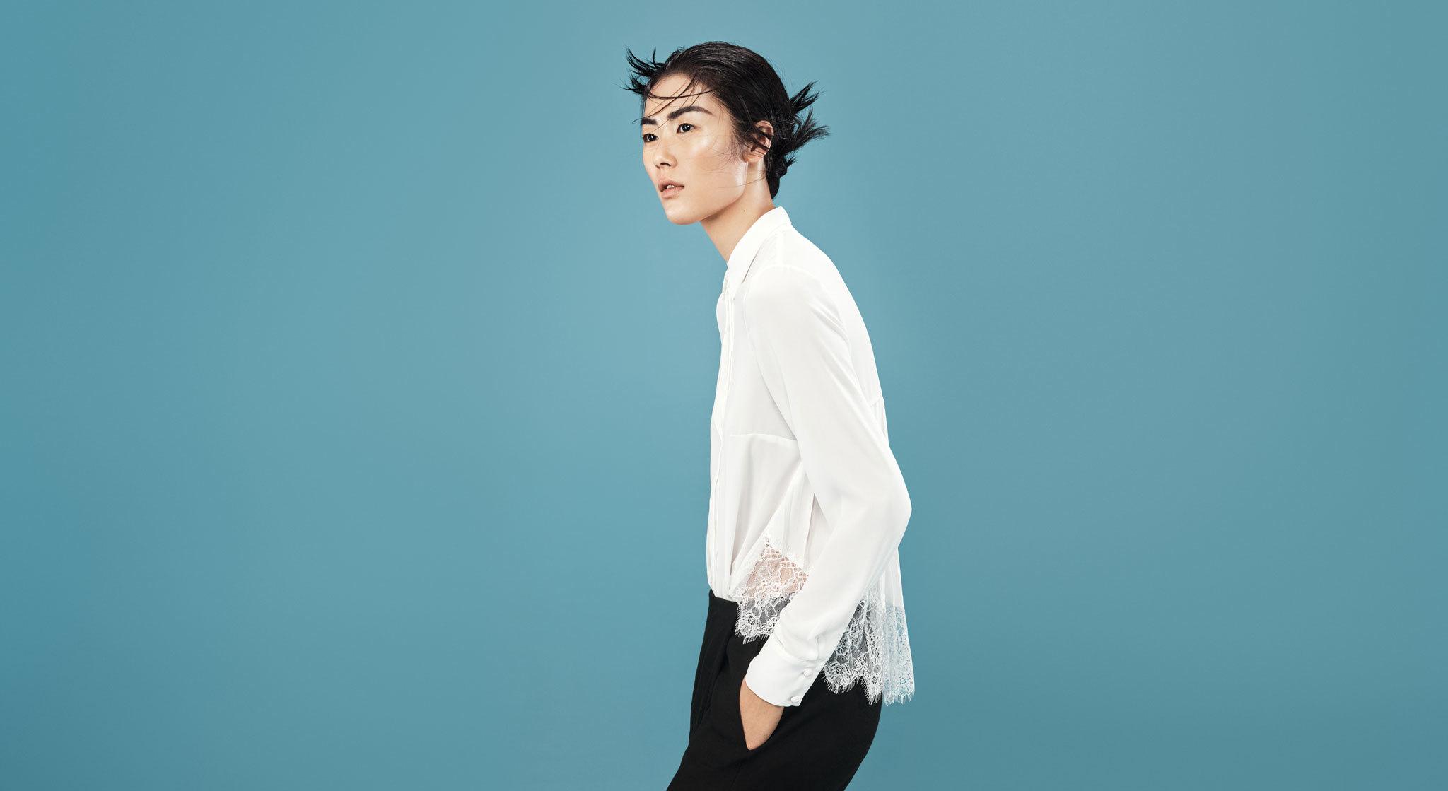 Foto de Mngo y su colección Soft Minimal (11/11)