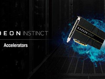 Radeon Instinct: AMD se estrena en la inteligencia artificial con una nueva y potente familia de GPUs