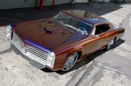 El 1967 Pontiac GTO de xXx: State of Union a la venta en eBay
