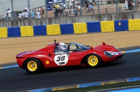 Un par de vueltas a Le Mans: Le Mans Classic 2010