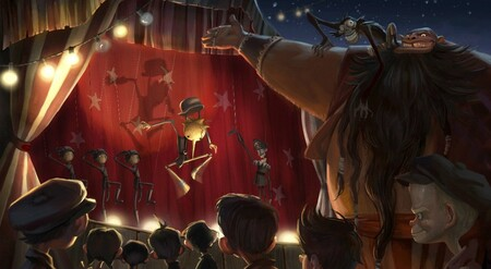 Pinocchio Netflix