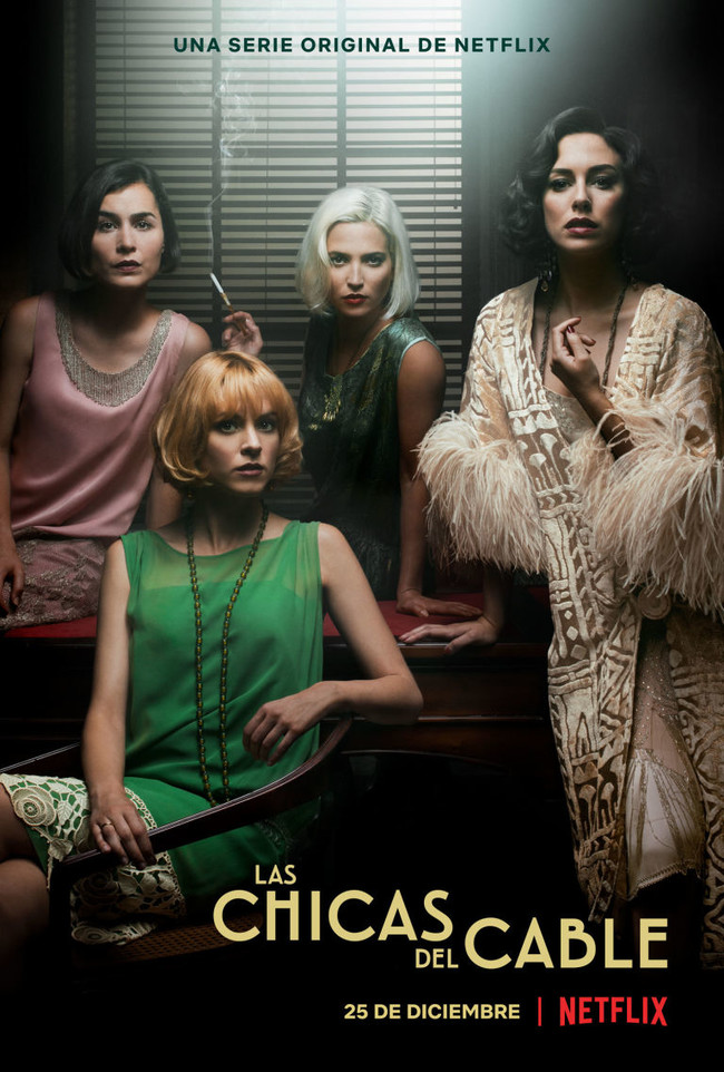 trailer chicas del cable