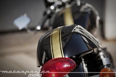 Triumph Thruxton, toma de contacto (características y curiosidades)