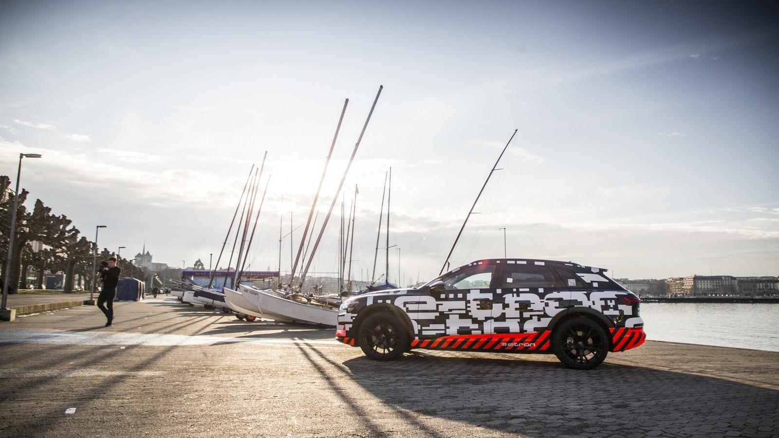 Foto de Audi e-tron prototype (14/21)