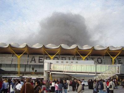 Bomba en la T4: el susto desde dentro
