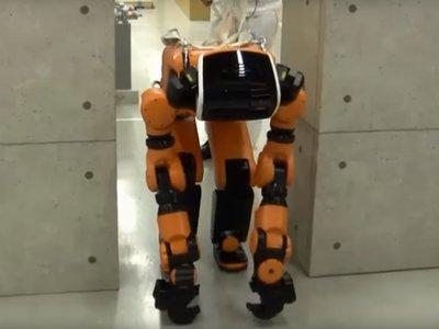 E2-R2 es el robot ninja de Honda que ayudará a rescatar a las víctimas de desastres de todo tipo