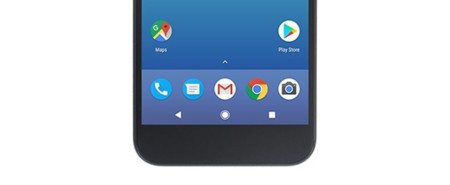 Google Pixel Nav Icons