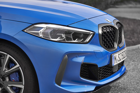 BMW Serie 1 2019 frontal