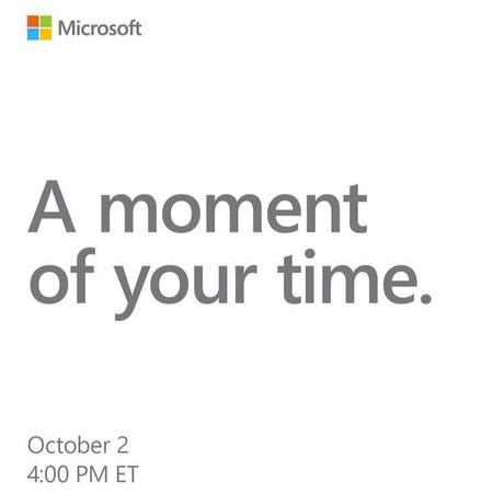 Microsoft 2 De Oct