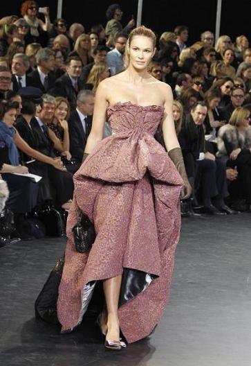 Louis Vuitton Otoño-Invierno 2010/2011 en la Semana de la Moda de París