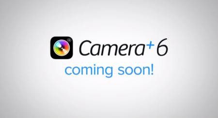 Camera+ 6 está por llegar y sus creadores nos presentan algunas de las novedades