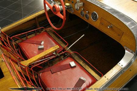 1959 Ariel Wood Car