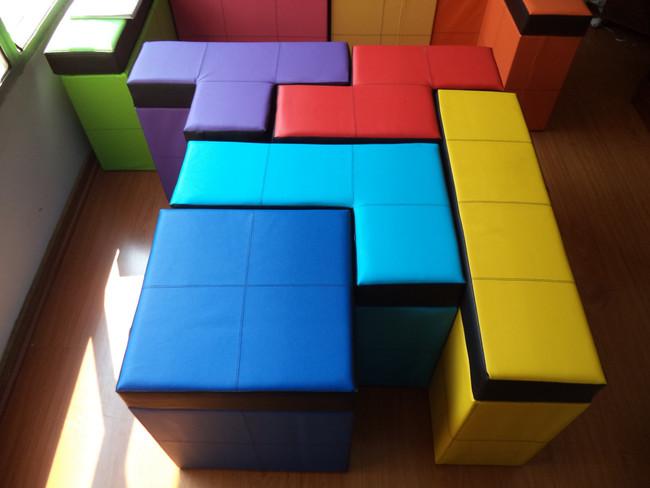 Pufs Tetris