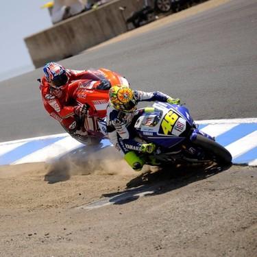 MotoGP elige las diez mejores carreras de motos de Valentino Rossi y las ofrece gratis durante la cuarentena