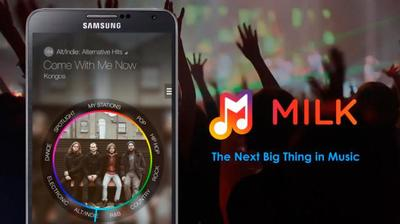 Samsung Milk Music ya disponible para la Galaxy Tab 4 y tablets de la familia Note