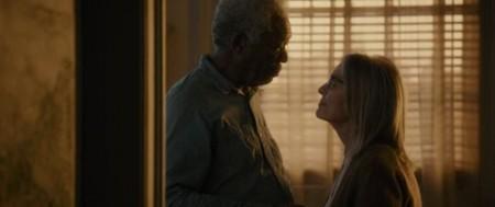'Ático sin ascensor', Freeman con Keaton