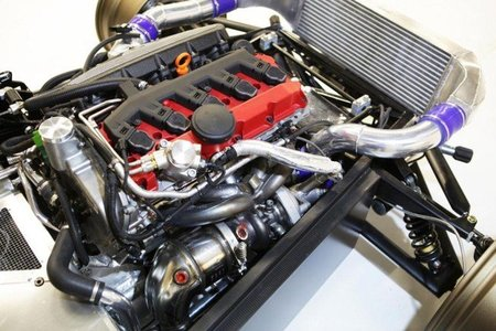 Donkervoort D8 GTO motor