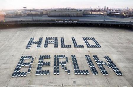 Car2go llega a Berlín con la mayor flota de coches compartidos del mundo
